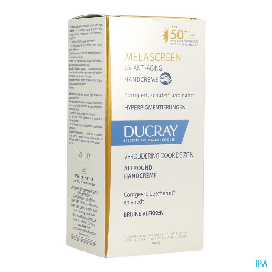 Ducray Melascreen Photo Aging Handcreme Verz. 50ml