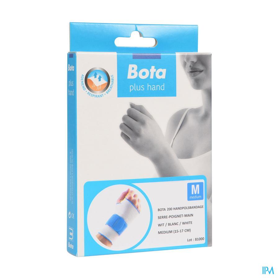 Bota Serre-poignet-main 200 White M