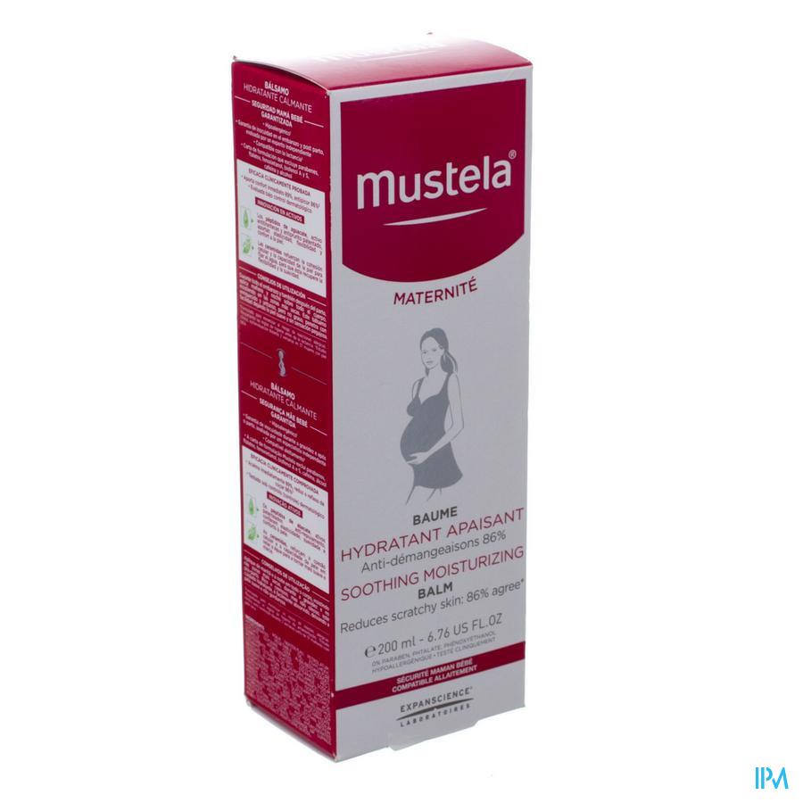 Mustela Mat Balsem Hydraterend Verzachtend 200ml