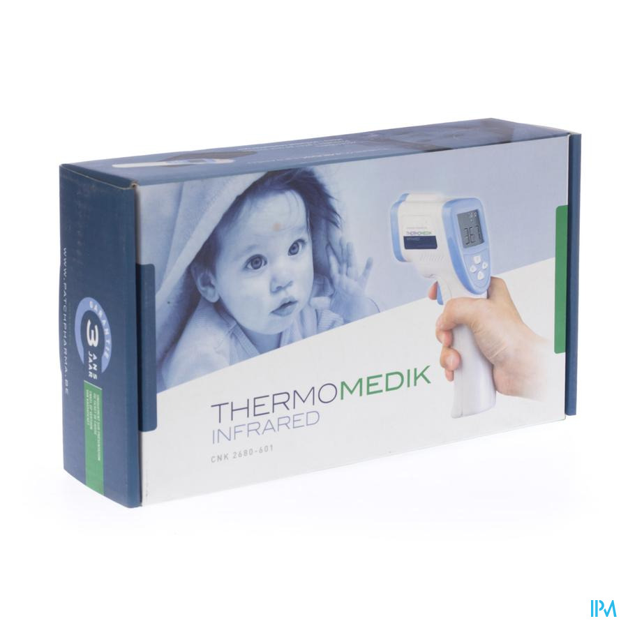 Medik Thermomedik Thermometer Infrarood