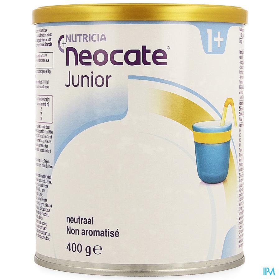 Neocate Junior Zonder Aroma 400g
