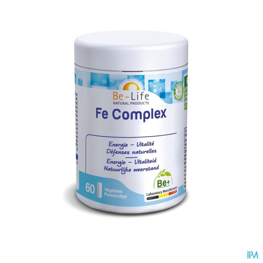 Fe Complex Minerals Be Life Gel 60