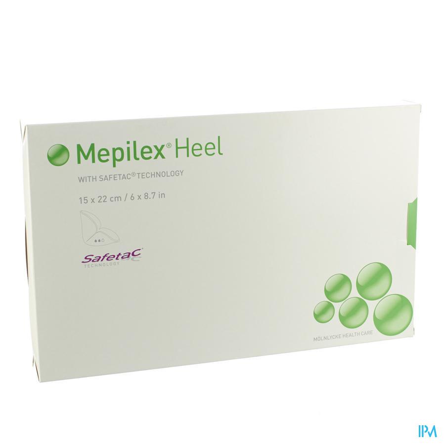 Mepilex Heel Verband Steriel 15x22cm 5 288300