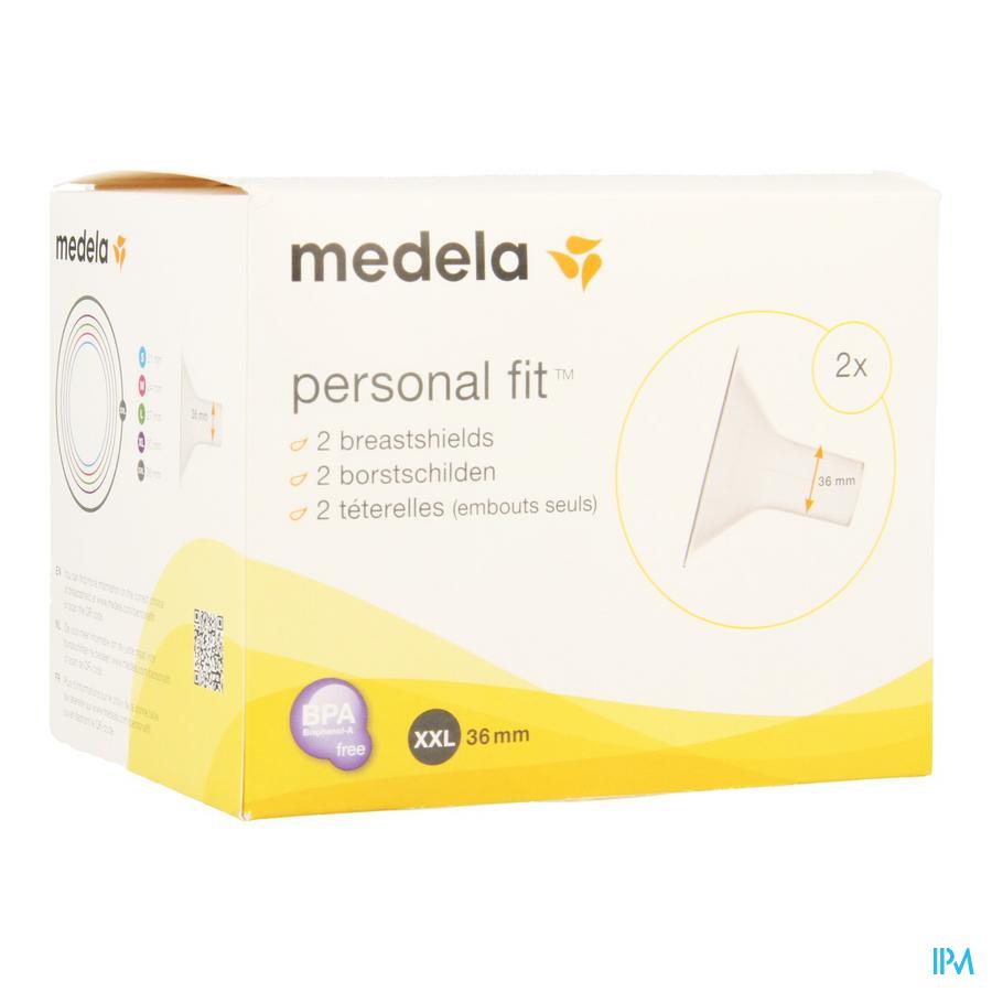 Medela Personal Fit Borstschild Xxl 36mm 2
