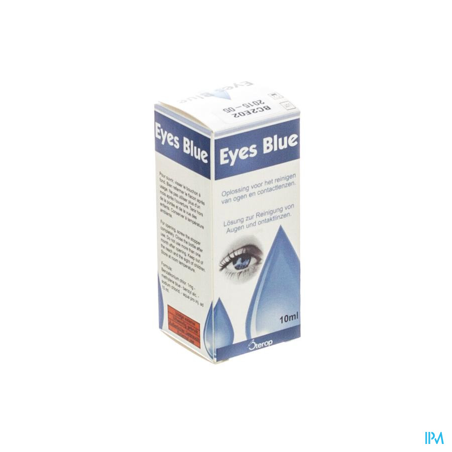 Eyes Blue Fl 10ml