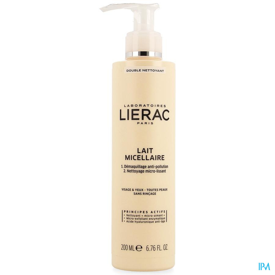 Lierac Micellair Demaquillant Fl 200ml