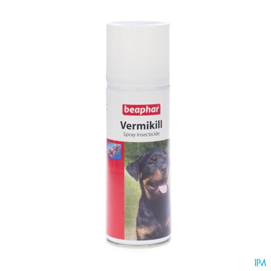 VERMIKILL HONDEN-KATTEN SPRAY           200G 12053