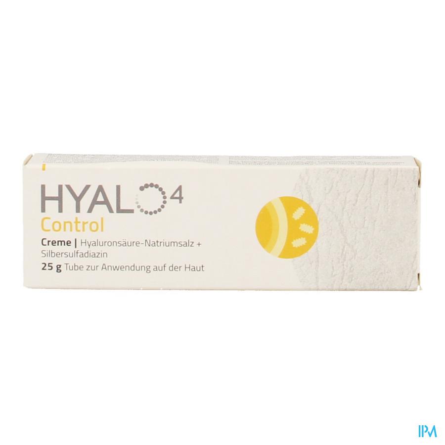 Hyalo 4 Control Creme Tube 25g