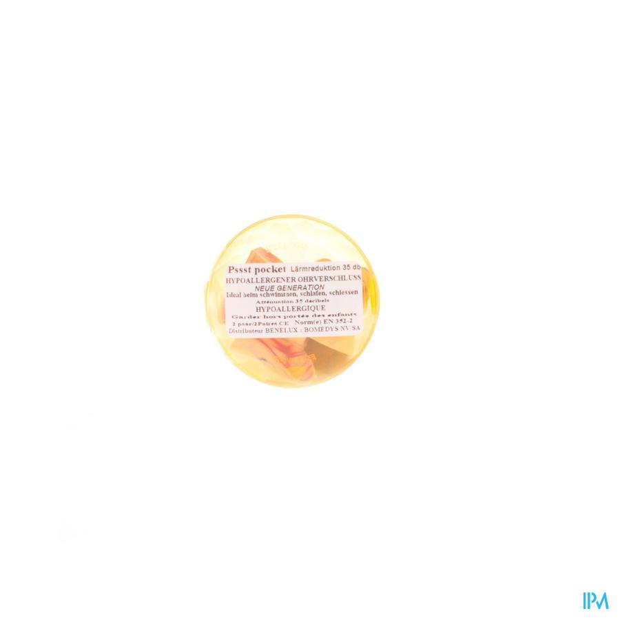 Chutt Pocket Bouchon Oreilles Synth 4