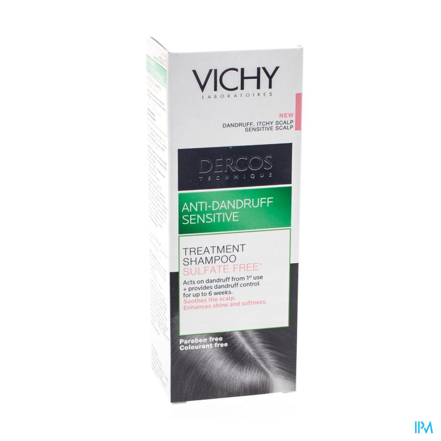 VICHY DERCOS SH A/ROOS SENSITIVE 200ML