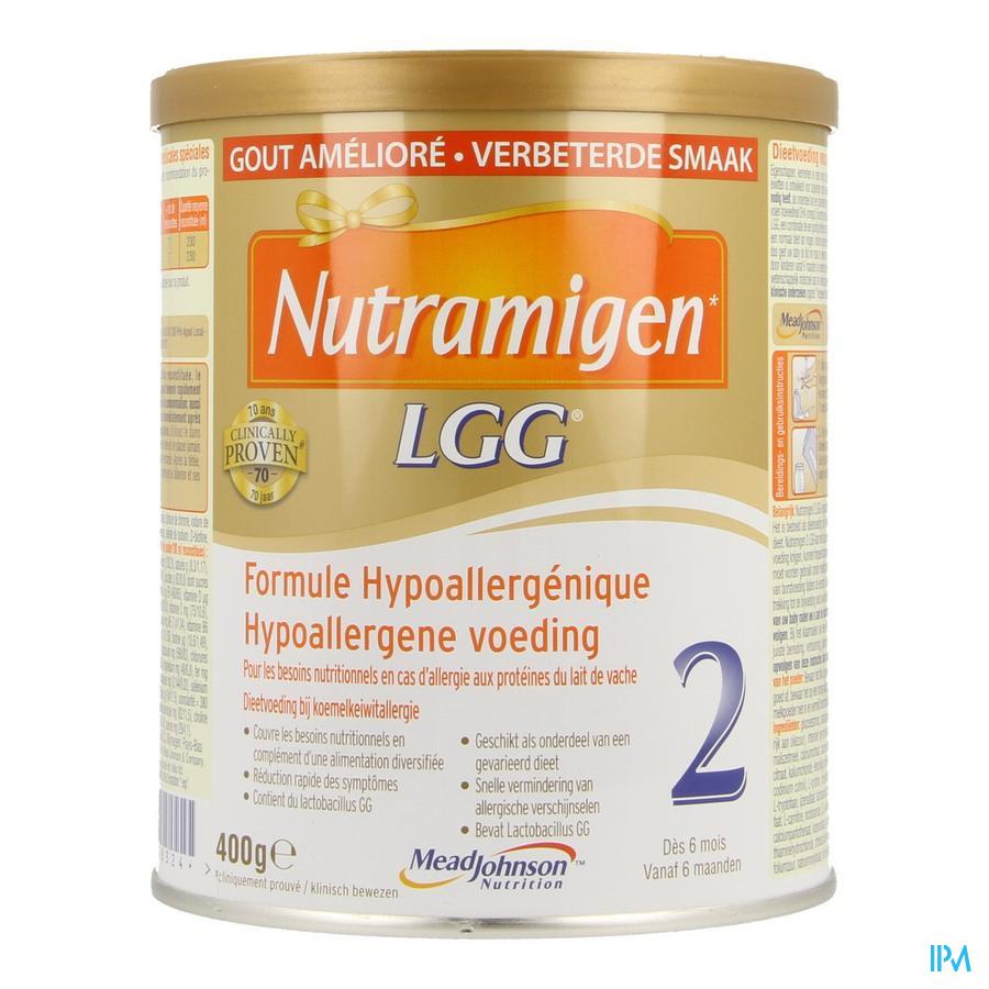 Nutramigen 2 Lgg +4m Pdr 400g Nf