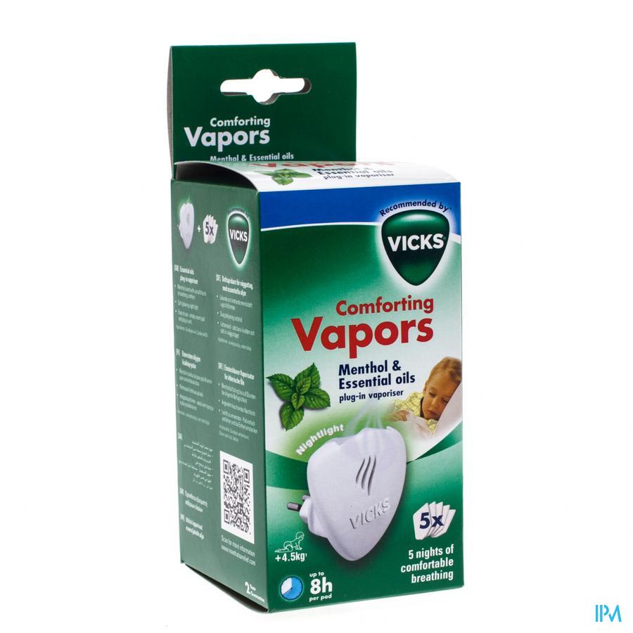 Vicks V-1700emea Comforting Vapors Hle Ess.