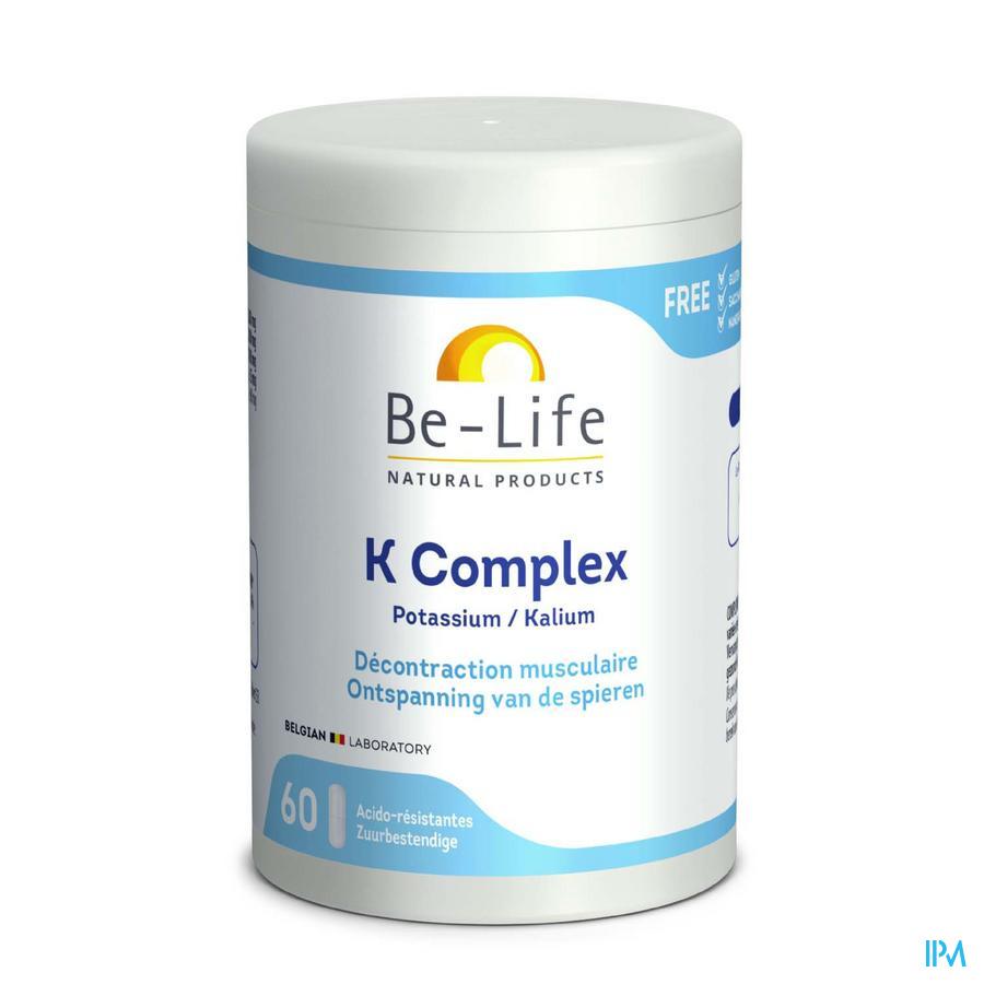 K Complex Minerals Be Life Gel 60