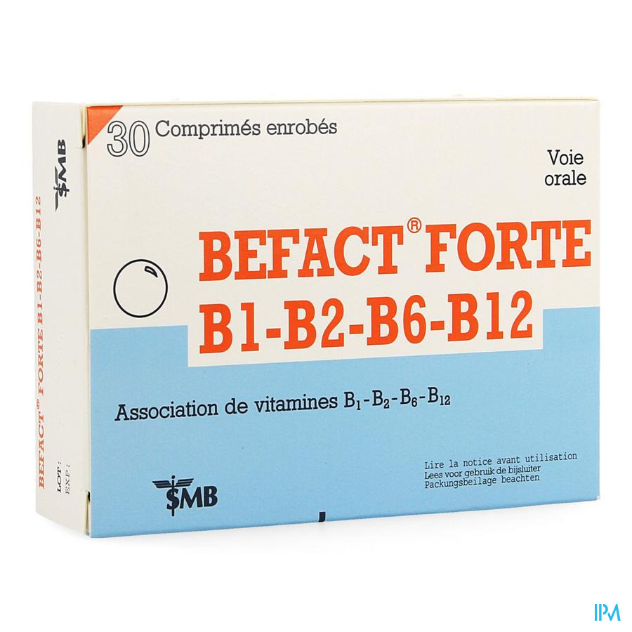 Befact Forte Dragee 30
