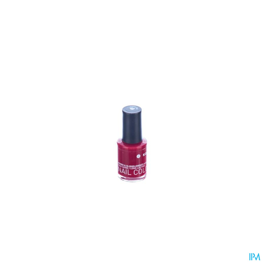 Korres Vernis A Ongles Coral Red 10 ml