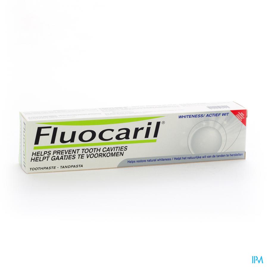 Fluocaril Whitening Tandpasta 125ml