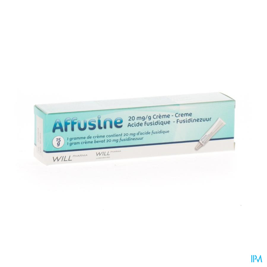 Affusine 20mg/g Creme Tube 15 Gr