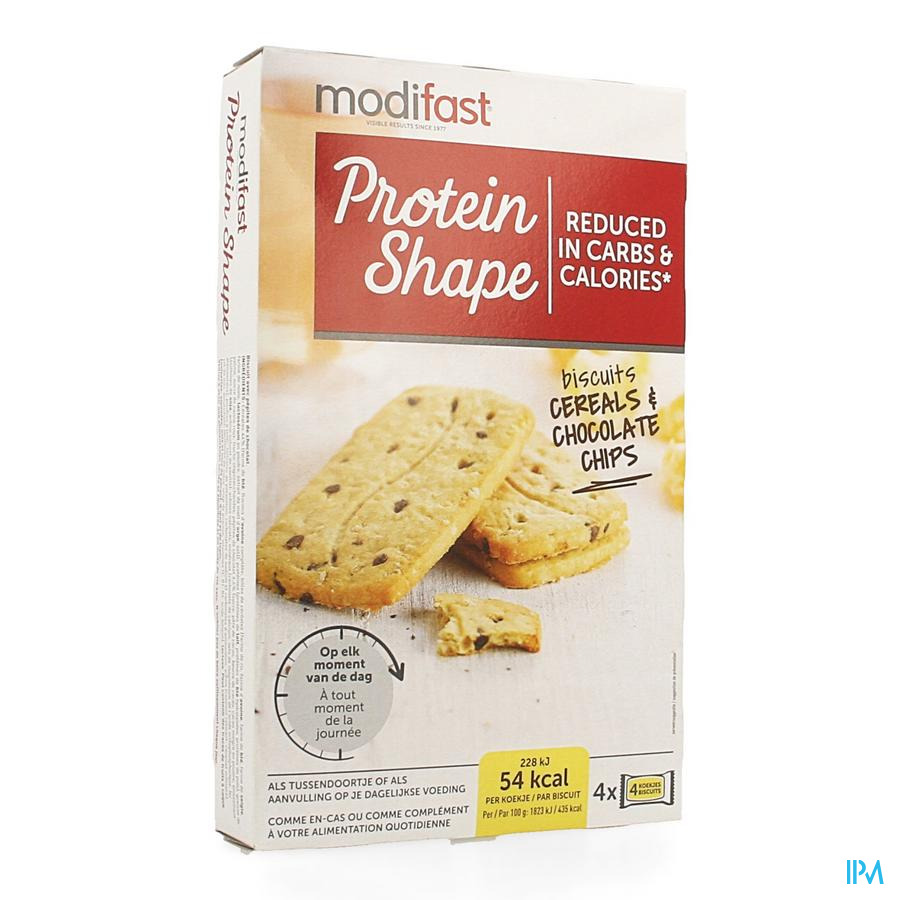 Modifast Prot.shap.bisc.cer.pep.ch.200g Cfr2712040
