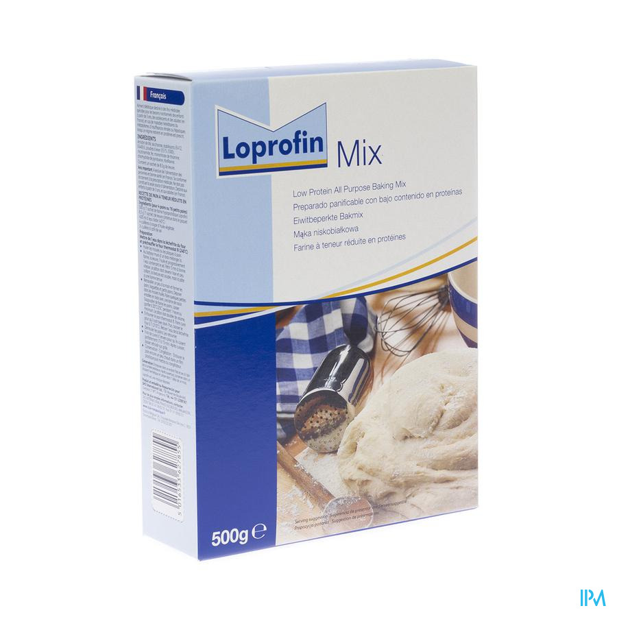 Loprofin Broodmix 500 gr  -  Nutricia