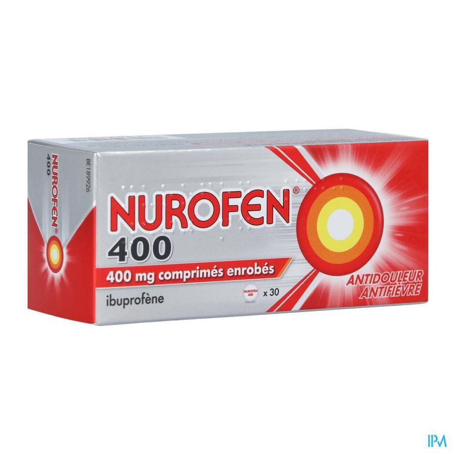 Nurofen Comp Enrob. 30 X 400mg