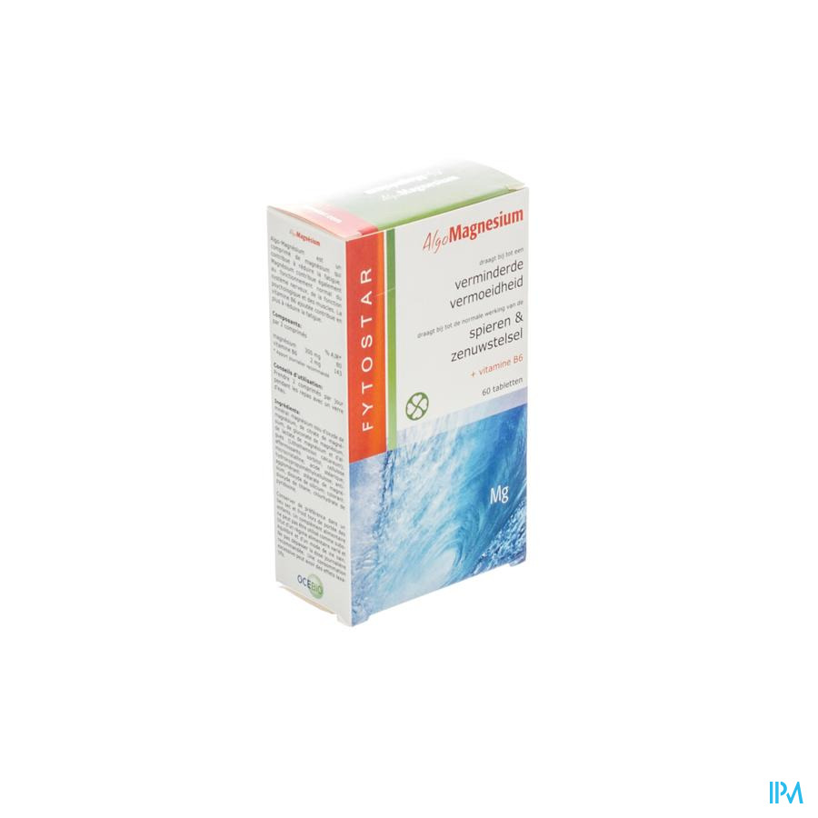 Fytostar Algo Magnesium Comprimés 60