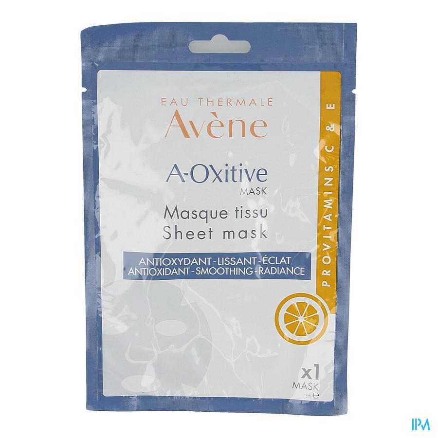 Avene A-oxitive Masque Tissu