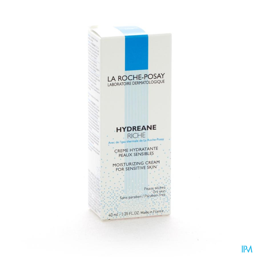 Lrp Hydreane Riche 40ml