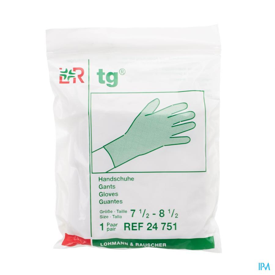 Tg Handschoen 100% Kat. Middel 7,5-8,5 (paar)24751
