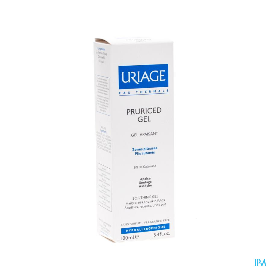 Uriage Thermale Pruriced Gel 100 ml