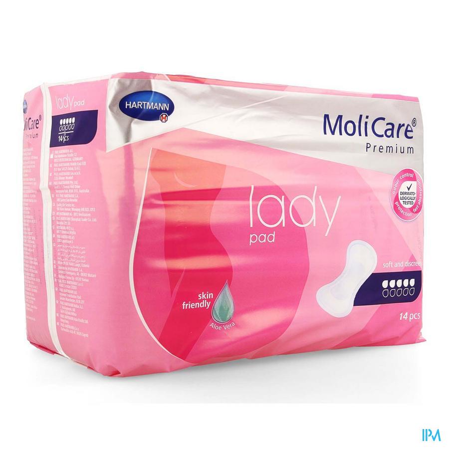Molicare Premium Lady Pad 5 Drops 14