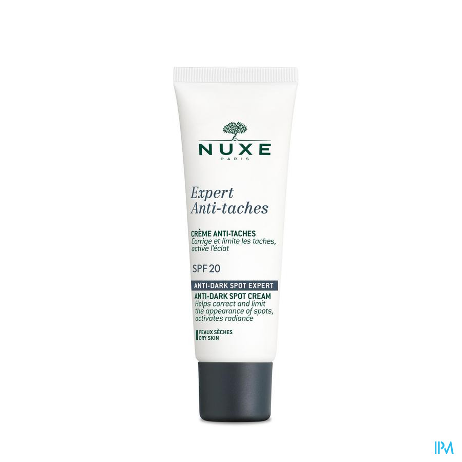 Nuxe Expert Creme A/vlekken Ip20 Tube 50ml