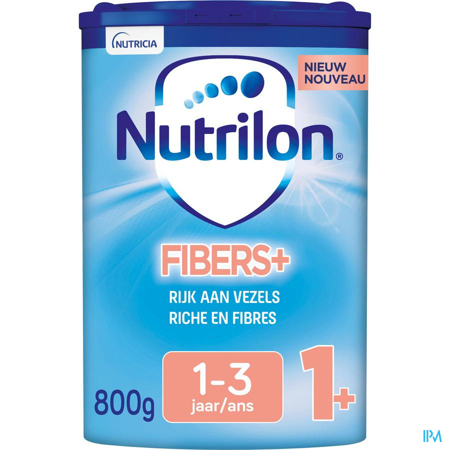 Nutrilon Fibers+ 1+ Pdr 800g
