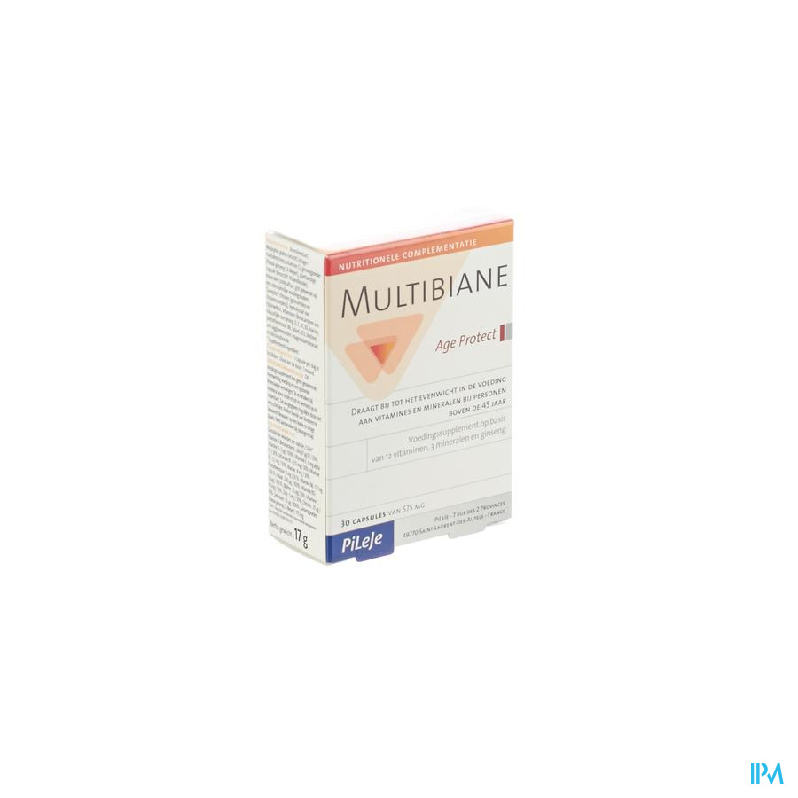 Multibiane Age Protect Gel 30x575mg
