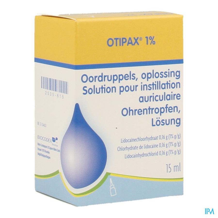 Otipax 1 % Fl 15ml