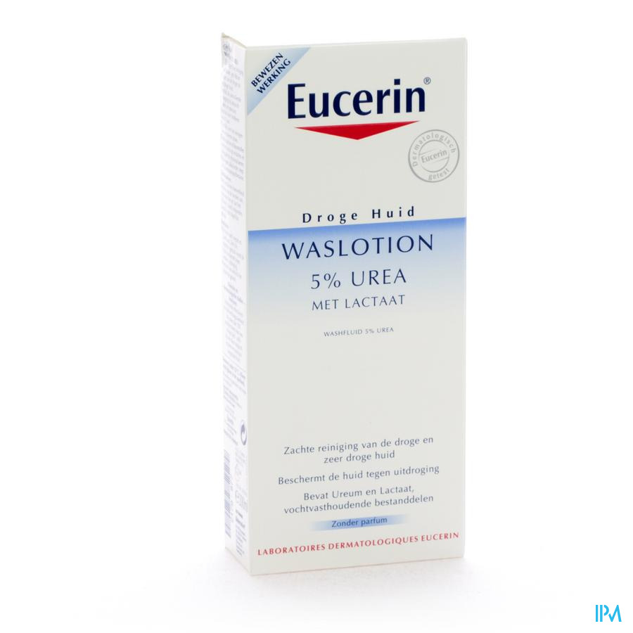 Eucerin Droge Huid 5% Urea Waslotion 200ml