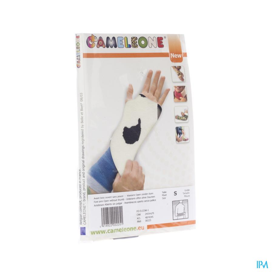 Cameleone Voorarm Open -duim Koe S 1