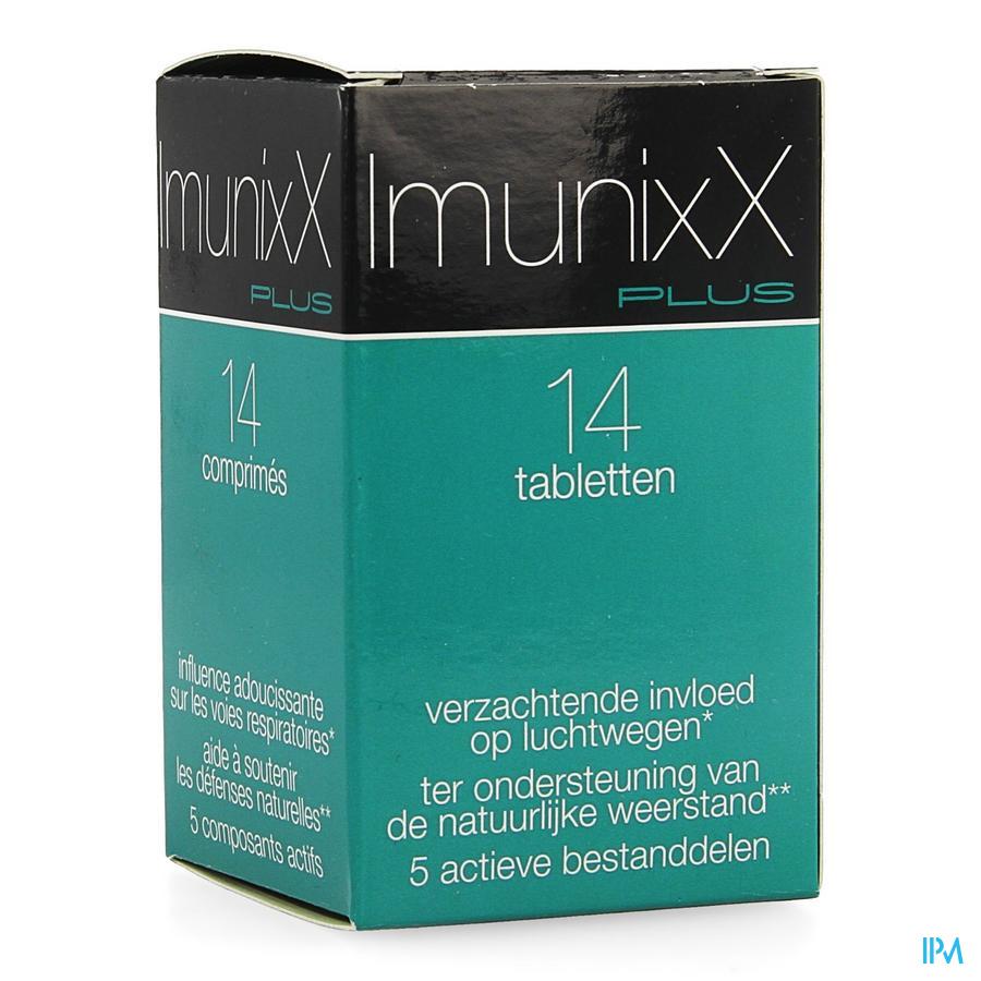 Imunixx Plus Tabl 14
