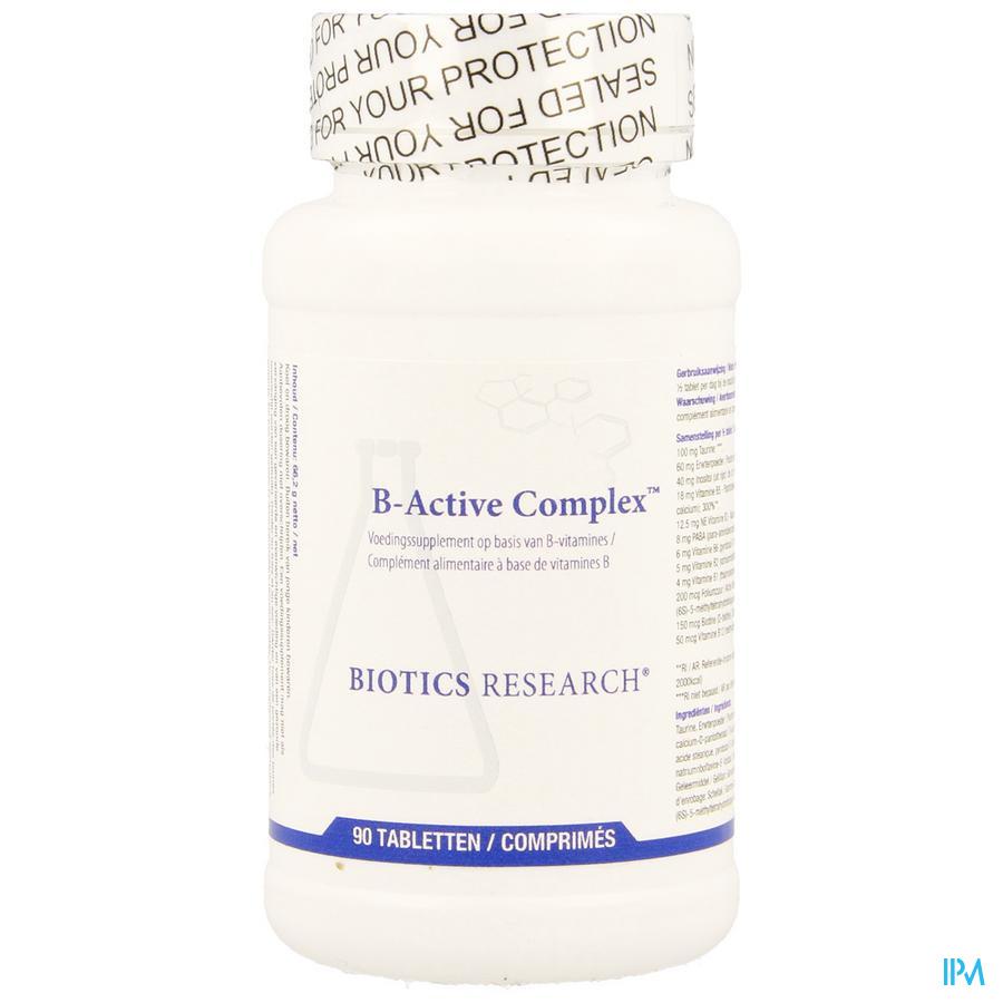 B Active Complex Biotics Comp 90