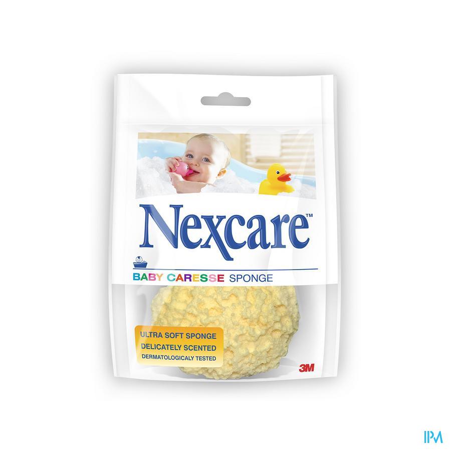 Nbc-y Nexcare Caresse Baby Spons Geel