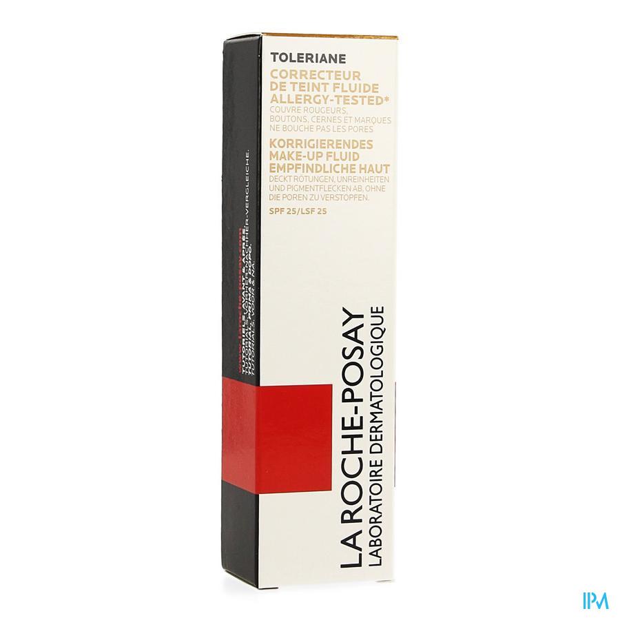 La Roche Posay Toleriane Fdt Correct.fluide 15 Dore 30ml