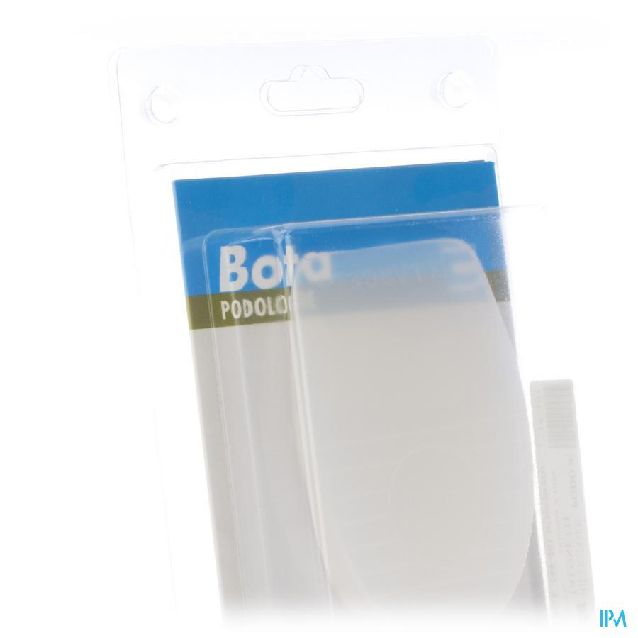 Bota Podo 9 Hielkussen Silicone 5mm Xl 1paar