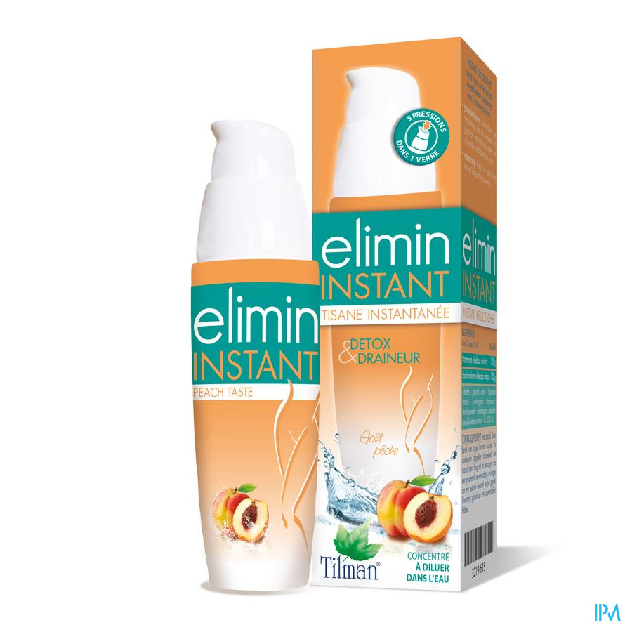 Elimin Instant Peche Solution Buvable 40ml