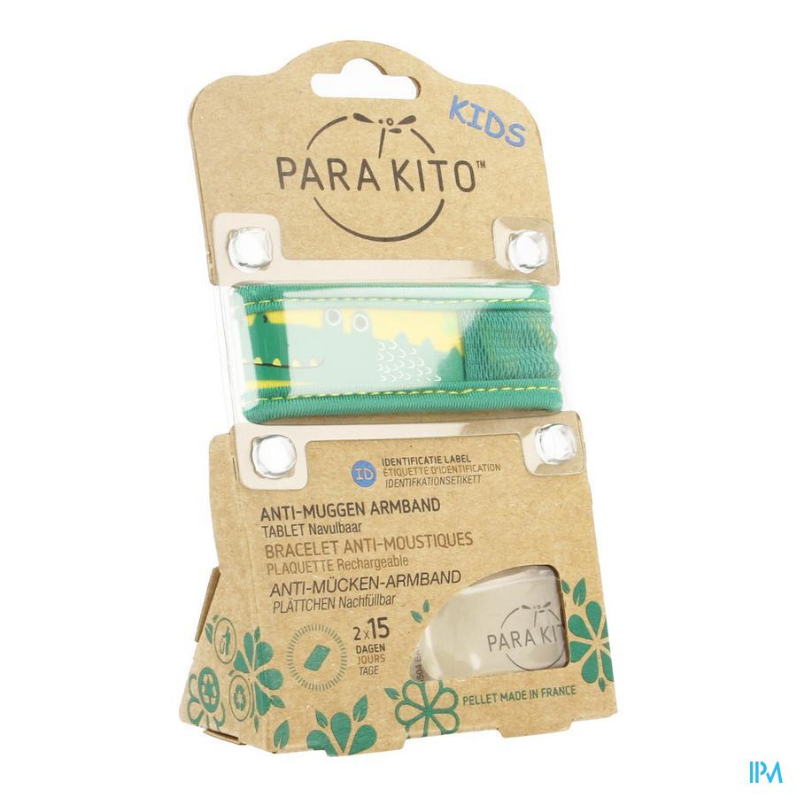 Para'kito Wristband Kids Crocodile