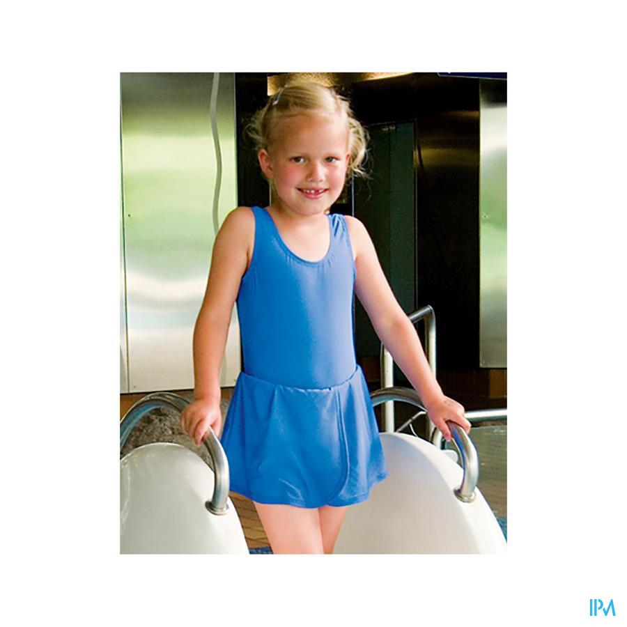 Suprima 1523 Badpak + Slip Pe Meisje Blauw T152