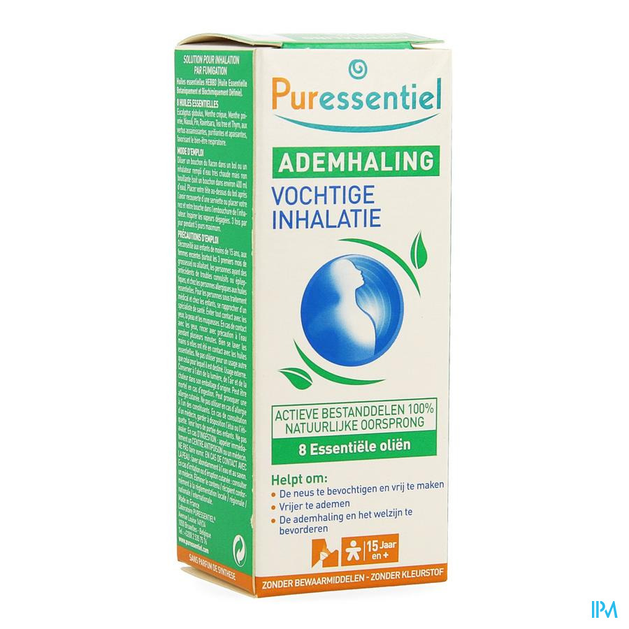 Puressentiel Ademhaling Inhalatie 50ml