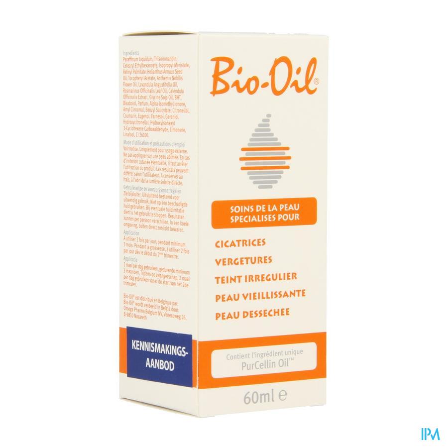 Bio-oil Huile Regenerante 60ml Promo