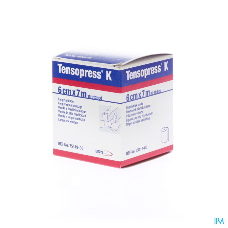 Tensopress K Rekwindel 6cmx7m Rol 1 7541900