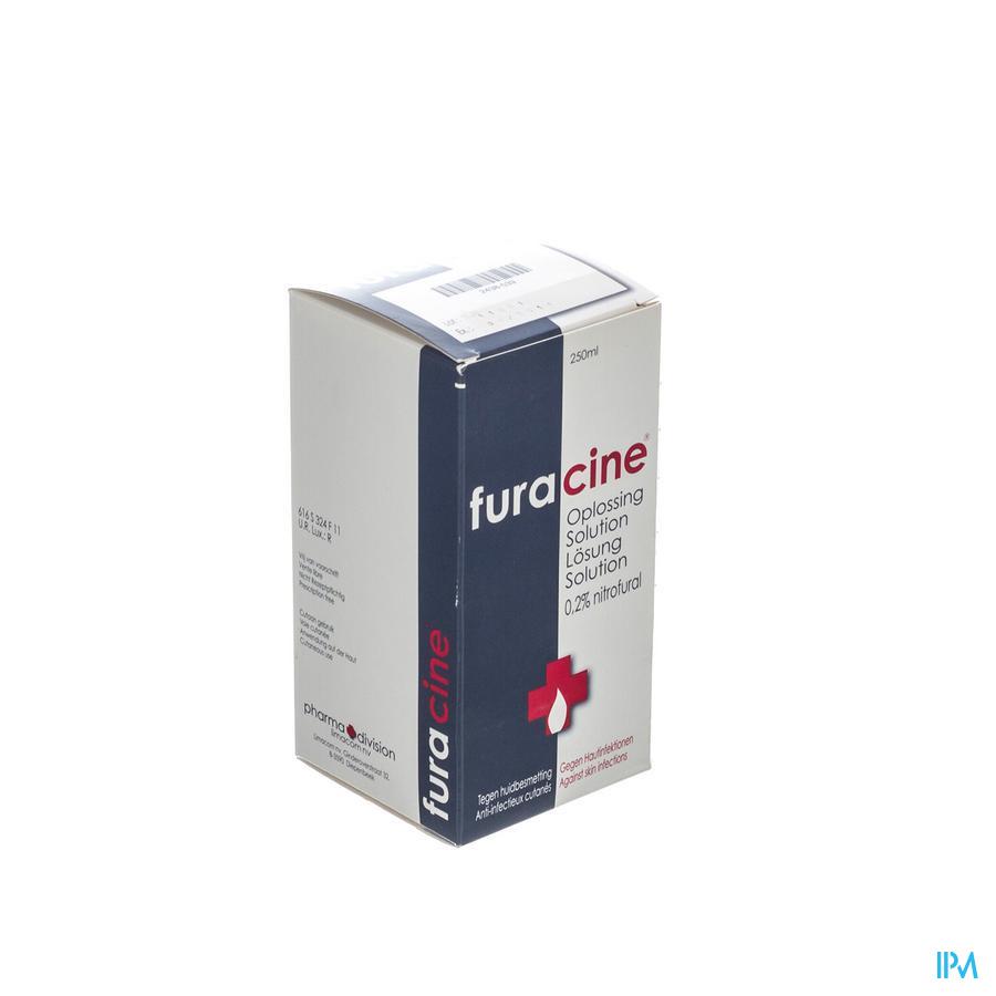Furacine Nitrofural Sol. 250ml