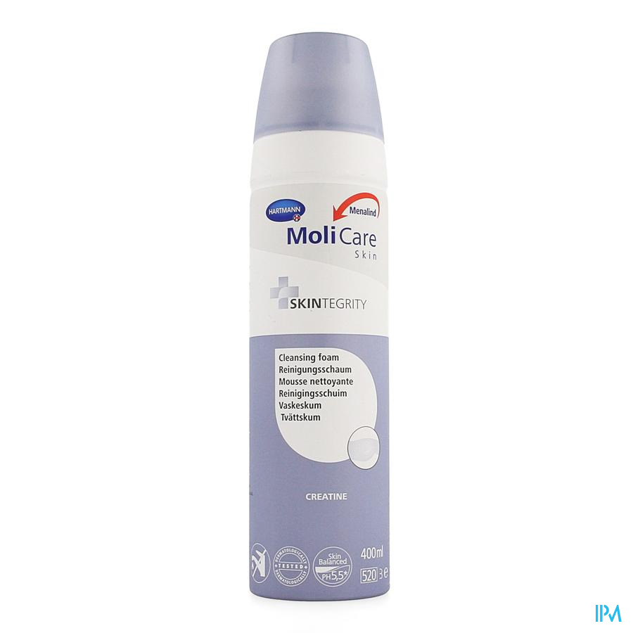 Molicare Skin Mousse Clean 400ml