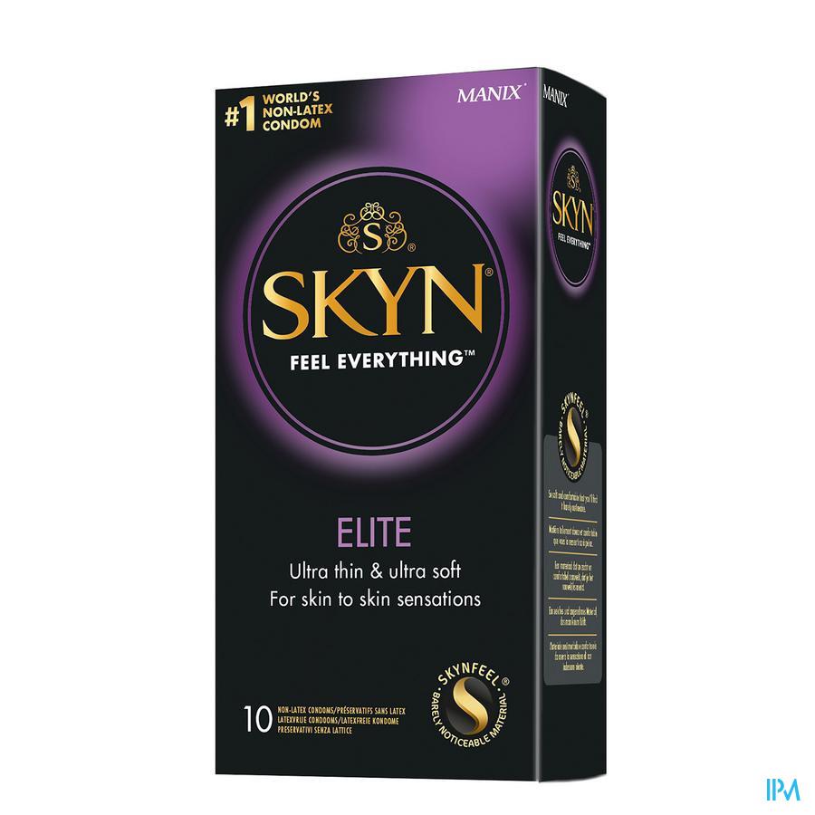 Manix Skyn Condomen Elite 10